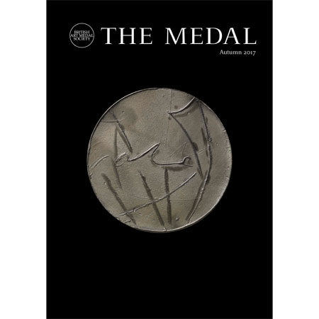 The Medal Autumn 2017 front cover