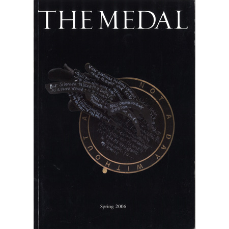 The Medal Spring 2006 front cover